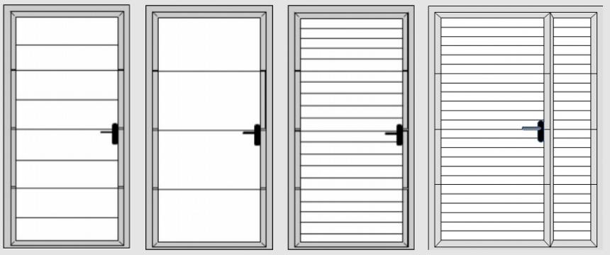 Drzwi przemysłowe 4