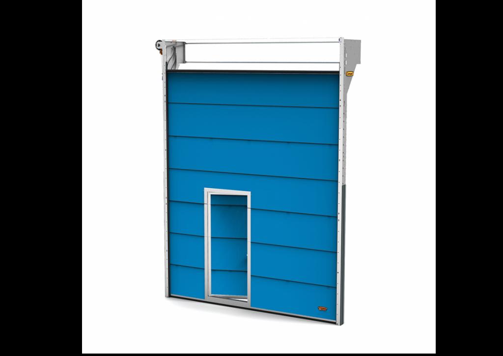 Bramy Compactdoor 2