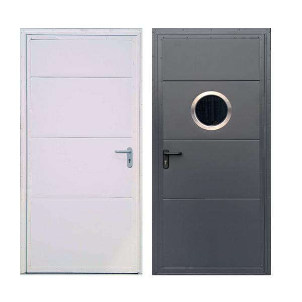 Drzwi przygarażowe 10