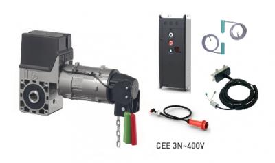 GFA - ZESTAWY automatyki do bram przemysłowych 6