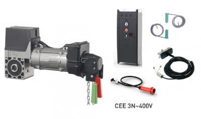 GFA - ZESTAWY automatyki do bram przemysłowych 3