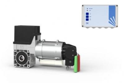 GFA - ZESTAWY automatyki do bram przemysłowych