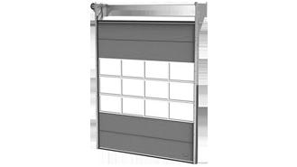 Compactdoor przemysłowe