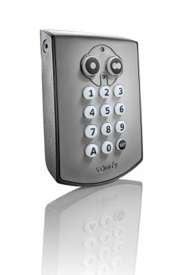Somfy - automatyka do bram garażowych klawiatura RTS