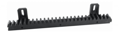 Szyna zębata plastikowa