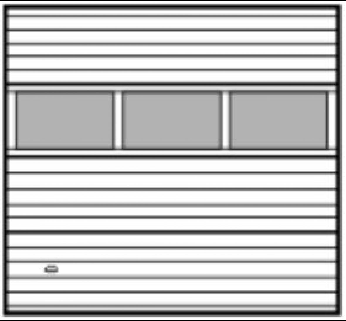 ST40 z panelem ALUDORO