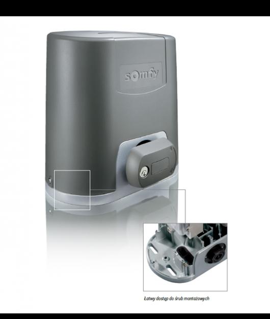 Somfy - Elixo 500 230V RTS